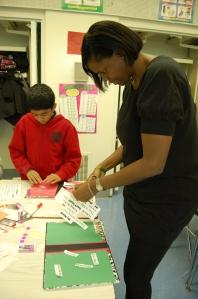 JHS 13 Grade 6 Teacher Ms. Mayer