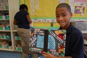 JHS 13 Grade 6 Student