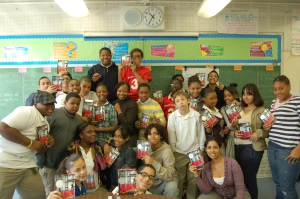 JHS 13 - Ms. Aguilar's 8th Grade Class