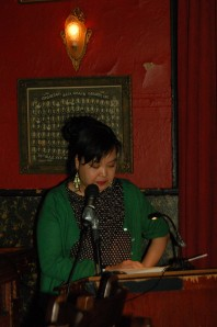 Monique Truong at KGB Bar - December 9 2010