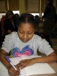 student author, literacy