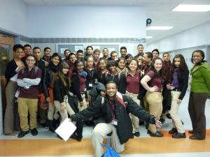 CHAH Mrs. Quinton's 10th Grade Class