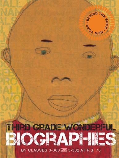 third grade bios cover