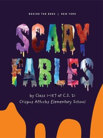 Scary Fables Cover