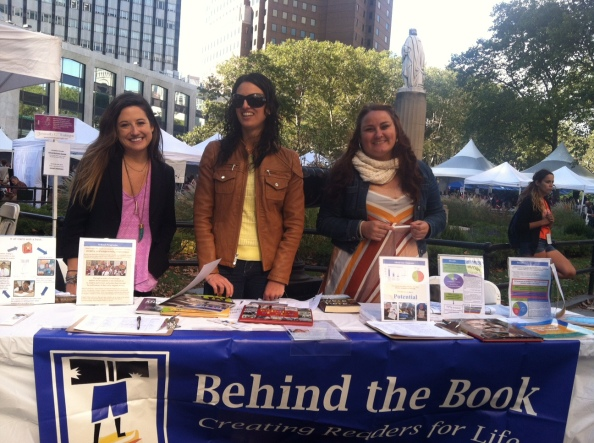 BtB hits the Brooklyn Book-Fest!