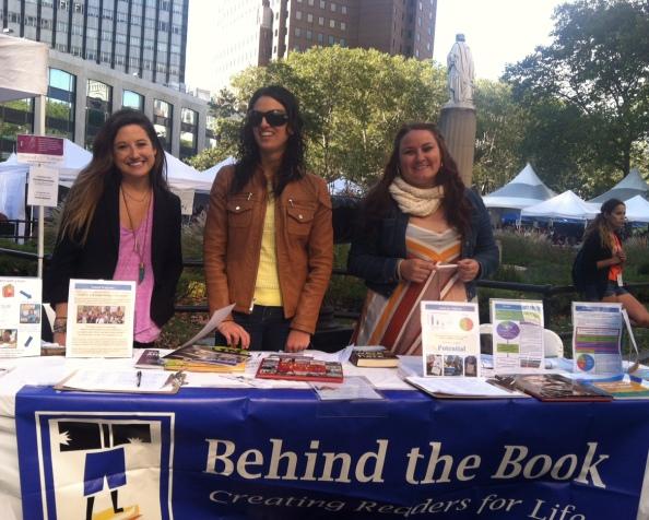 BtB hits the BrooklynBook-Fest!
